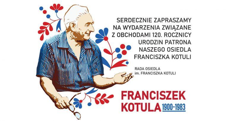 Baner - 120. rocznica urodzin Franciszka Kotuli